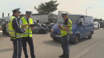 Акция на Пътна полиция: Интензивни проверки за неплатени глоби