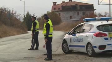 Полицейска операция в Благоевград, издирват избягалия арестант