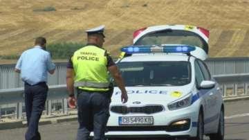 Над 6000 шофьори са заловени с алкохол зад волана