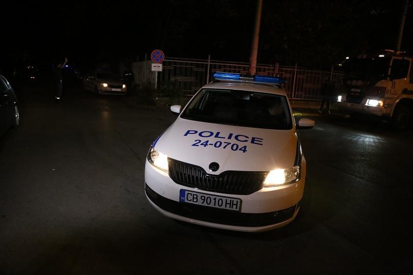 Жена беше намерена простреляна в колата си снощи, в София.