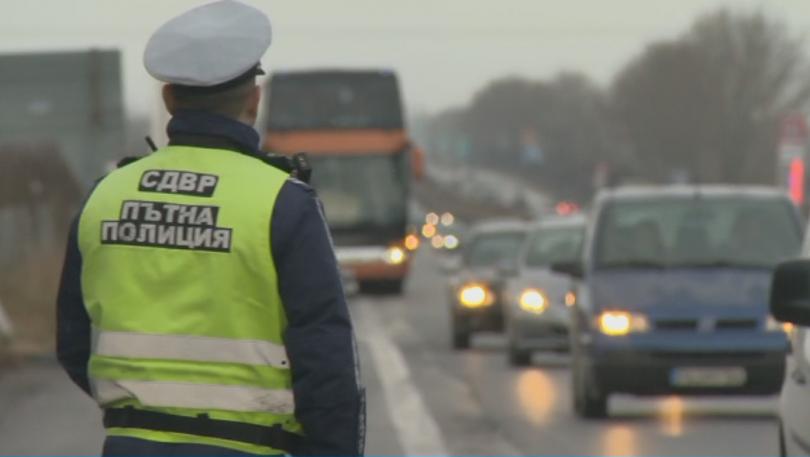 снимка 1 Пътна полиция в Пловдив залови шестима души, карали с превишена скорост