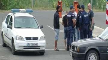 15 арестувани при спецоперация в Бургас