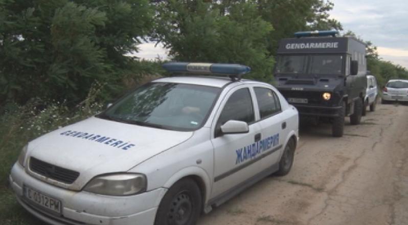 Мащабна полицейска операция в няколко села около Ловеч. Издирват избягалия