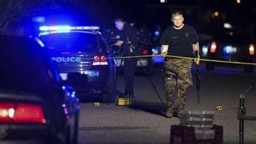 Стрелба в Южна Каролина - един полицай е убит, шестима са ранени