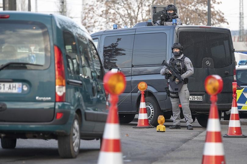 Германската прокуратура се включи в разследването за стрелбата в Страсбург