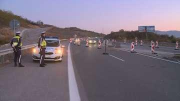 След акция на полицията в Кюстендил: Превишената скорост е най-честото нарушение