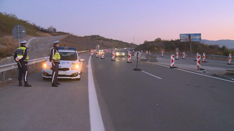 Шофирането с превишена скорост се оказа най-честото нарушение, допускано от