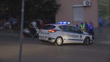 Моторист блъсна възрастна жена на пешеходна пътека във Велико Търново и избяга