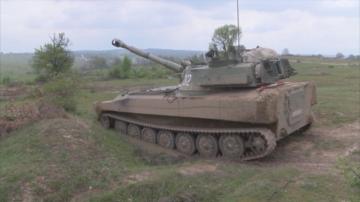 Над 500 военнослужещи се включиха в обучението на полигона Корен