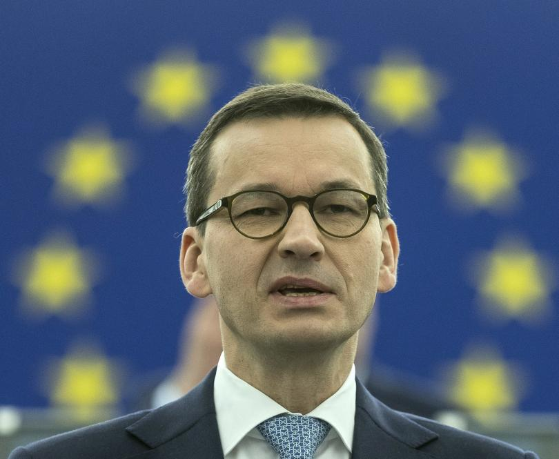 Право и справедливост води на европейските избори в Полша