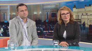 Сценариите пред коалицията - коментар на Антоанета Христова и Борис Попиванов