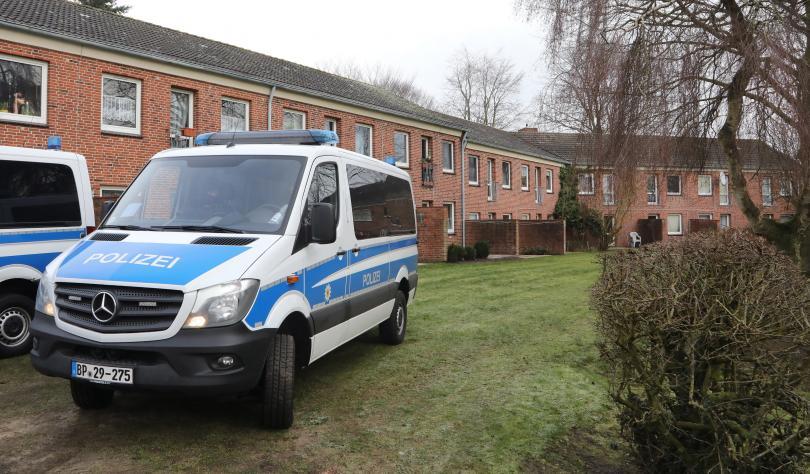 Германската полиция арестува 10 души по подозрение в подготовка на