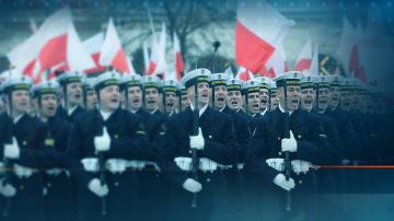 Полша чества 100 години от обявяването на независимостта си