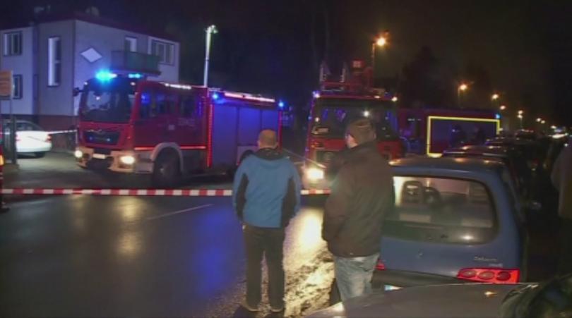 Пет момичета загинаха при пожар в Полша. Огънят е обхванал