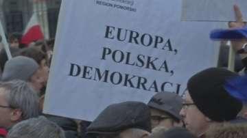 Конституционната криза в Полша