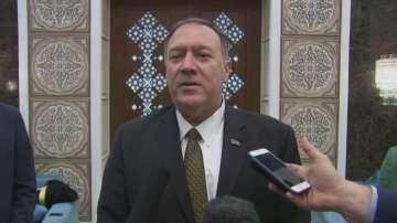 САЩ: Иран трябва да поднесе отговорност за нападенията срещу Арамко