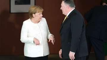 Акцентите в срещата Вашингтон - Берлин