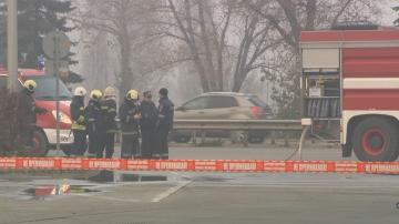 Продължава разследването за причините за катастрофата на бензиностанция