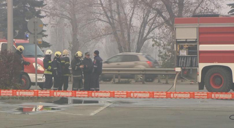 Продължава разследването за причините за катастрофата, при която изтече газ