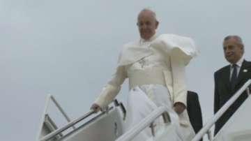 Папа Франциск: Светът е във война, но това не е война между религии