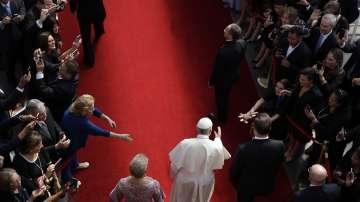 Папа Франциск призова младите да имат куража да променят света