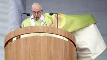 Папа Франциск отслужи меса в Дъблин