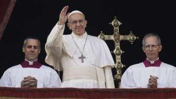 Папата пожела мир на всички, изгубили близко същество при терористични актове