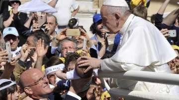 В деня на Благовещение папа Франциск посети Лорето