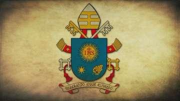 Какво представлява личният герб на папа Франциск?