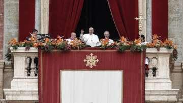 Католическият свят празнува Великден