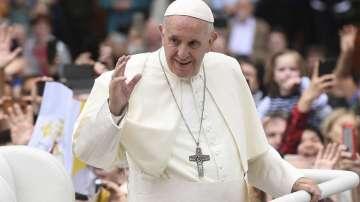 Папа Франциск с първо посещение в Ирландия от 39 години насам