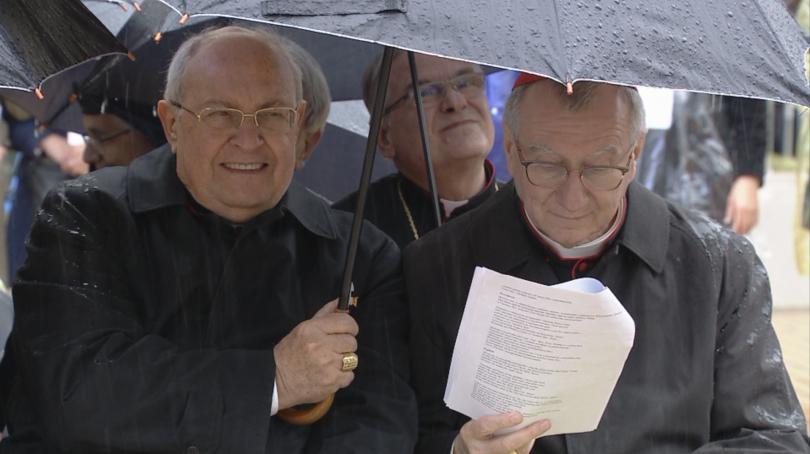 снимка 1 Кулминация на визитата на папа Франциск: Молитва за мир в София (СНИМКИ)