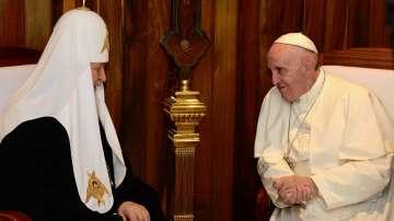 Какво ще последва от срещата между папата и руския патриарх
