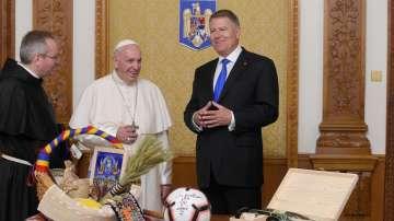 Историческа визита на Папа Франциск в Румъния