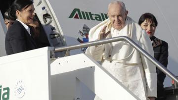 Папа Франциск на първо посещение в Централна Америка