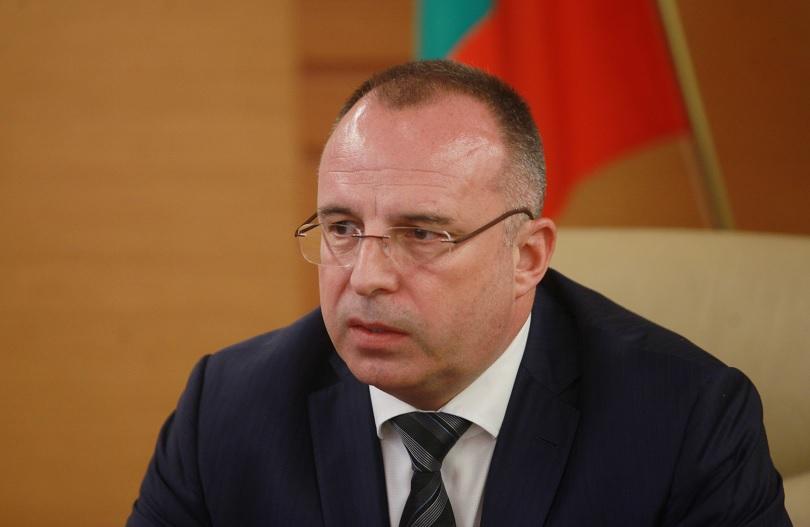 Румен Порожанов, министър на земеделието, храните и горите