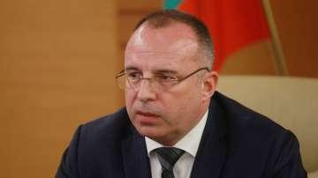 Започна разпитът на министър Порожанов за злоупотреба с евросредства
