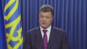 Украинският президент на официална визита у нас