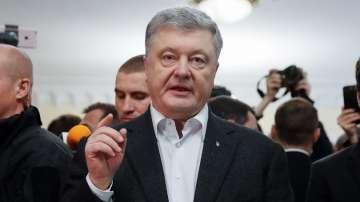 Петро Порошенко отива на съд за държавна измяна