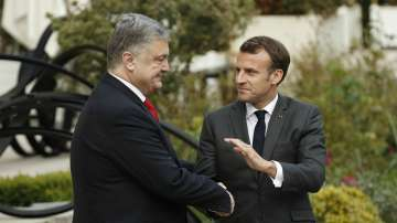 Кандидат-президентите на Украйна потърсиха подкрепа в Западна Европа