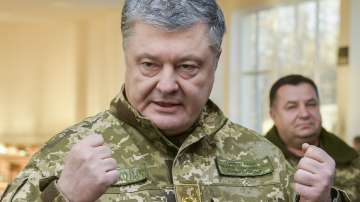 Украинският президент призова НАТО да разположи военни кораби в Азовско море