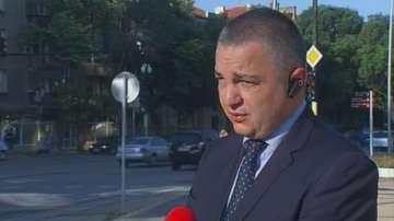 Иван Портних след пороя във Варна: Основните щети са в тротоарните настилки