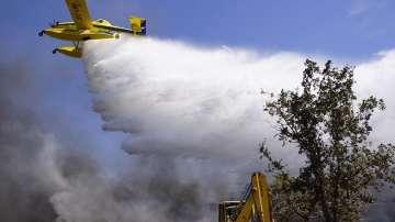 Пожари обхванаха Португалия