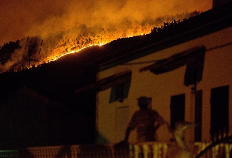 жертвите пожара португалия