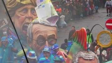 Карнавал на политическата сатира в Португалия