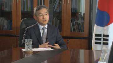 Посланикът на Южна Корея в България с предпазлив оптимизъм за сделката с КНДР