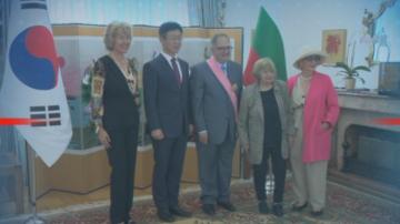 Българският посланик в Сеул беше награден с ордена на корейския президент