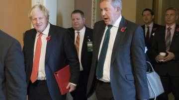 Британският посланик в САЩ подаде оставка след скандала с Тръмп