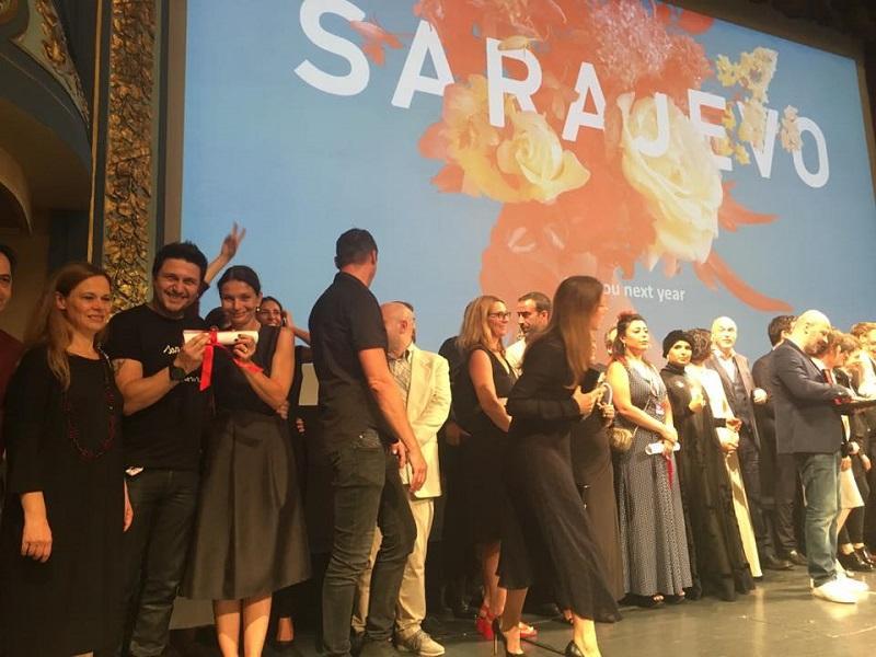 снимка 1 Български филм с награда на кинофестивала в Сараево