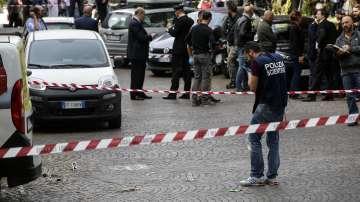 Експлозията в Рим най-вероятно е дело на местни анархисти
